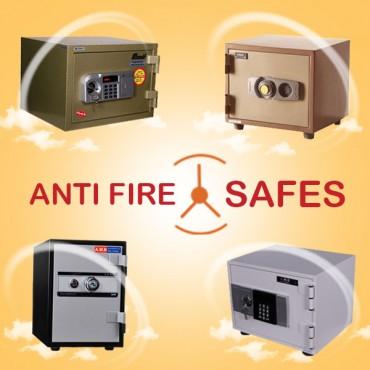 Anti Fire Safes (119)